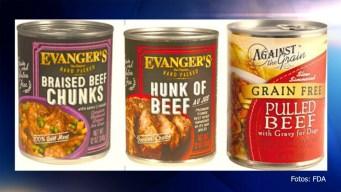 Amplían retiro de comida de perros que enfermó a cinco