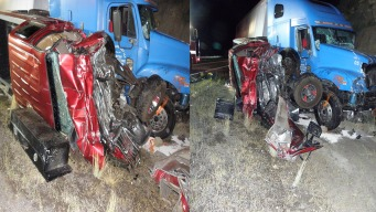 Aparatoso accidente deja un fallecido cerca de Price Canyon