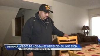 Amigos de Noe Gamez unen esfuerzos para apoyarle