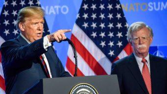 Bolton tendría información no revelada de trama ucraniana