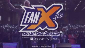 FanX: Tres días de entretenimiento en Salt Lake City