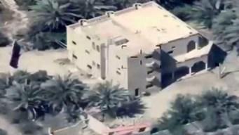 En video: bombardeo hace trizas complejo de ISIS en Siria