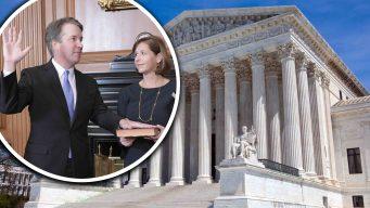 Cómo queda la Corte Suprema con el juez Kavanaugh