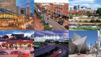 Denver, uno de los 10 destinos a visitar en 2017