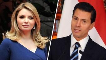 Peña Nieto: Angélica, gracias; el divorcio es oficial