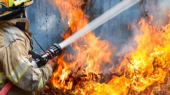 Incendio consume parte de una iglesia en Ogden