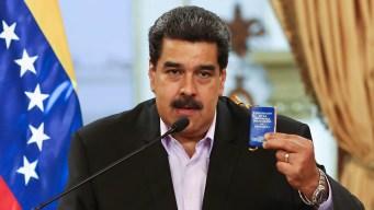 EEUU a Maduro: podría terminar en Guantánamo