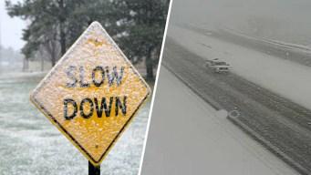 Noreste de Colorado continúa bajo aviso de blizzard