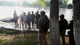 Migración: refuerzan blindaje en frontera sur mexicana