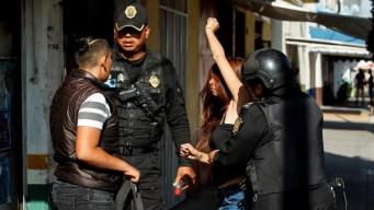 Policía de élite, al cuidado de la capital mexicana