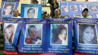 """Piden investigación """"adecuada"""" en caso de desaparecidos"""