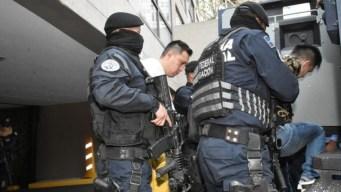 Capital mexicana no escapa de la violencia creciente