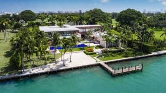 Casa en Miami rompe récord millonario: mírala por dentro