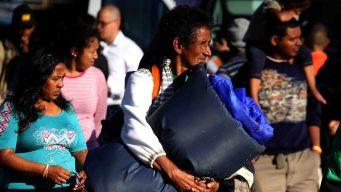 El Salvador advierte de salida de otra caravana hacia EEUU