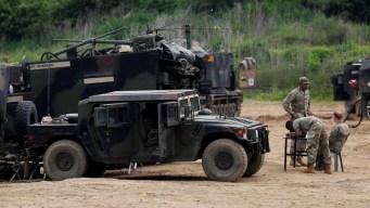 EEUU suspende ejercicios militares en Corea del Sur