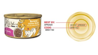 Purina retira del mercado lote de comida para gatos