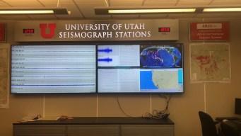 Utah alerta después de terremoto en California