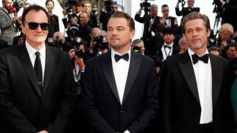 Quentin Tarantino vuelve a Cannes