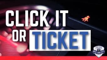 """Se reforzará la campaña""""Click it or Ticket"""" para feriado"""