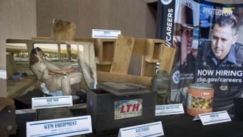 Aduana celebra 230 años en medio de crisis migratoria