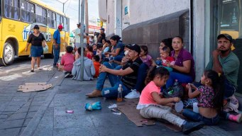 Reacciones a restricciones para solicitantes de asilo