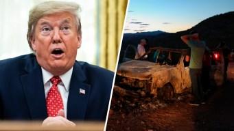 Trump: designaré a cárteles mexicanos como terroristas