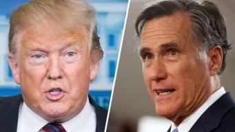 Crítica de Romney siembra dudas sobre Trump para el 2020