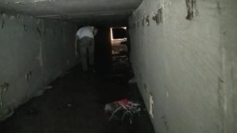 """Casas de """"El Chapo"""" unidas por túneles van a subasta"""