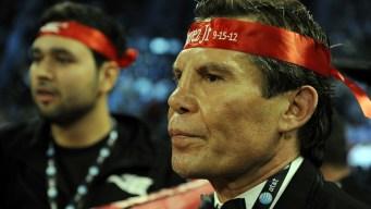 Julio César Chávez sufre asalto a punta de pistola