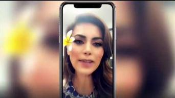 El peligro oculto de los filtros de selfies, tipo Snapchat