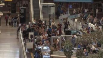 Huracán Dorian afecta vuelos desde aeropuerto DIA