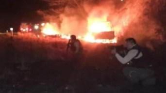 Narcoviolencia: Cartel Jalisco ataca; 5 muertos