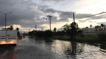 Remanentes de Sergio dejarán lluvias en partes de EEUU