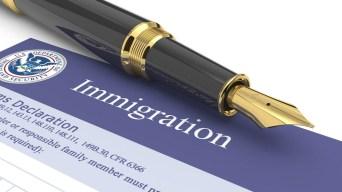 """""""No"""" a las solicitudes de Inmigración con errores"""