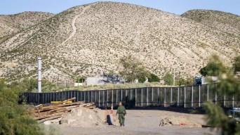 Usarán otros $3,600 millones del Pentágono para muro