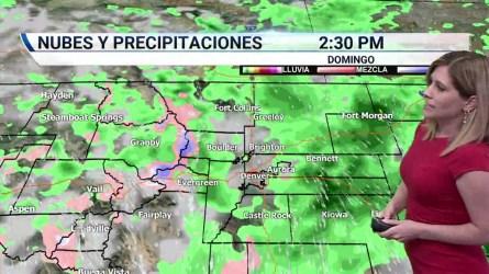 <p>Algunas tormentas en la ciudad, precipitaciones durante casi todo el fin de semana. Advertencia por condiciones invernales hasta el domingo en la mañana</p>