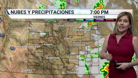 Durante el fin de semana tendremos condiciones secas y cálidas para el sábado y el domingo se incrementa el potencial de lluvias y tormentas.