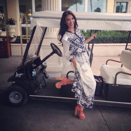 Kimberly Castillo en el Miss Universo TLMD-Kimberly-castillo-Instagram-fotos-6
