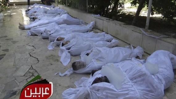 Francia confirma ataque químico en Siria