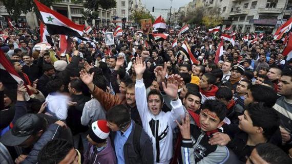 Siria sigue desangrándose