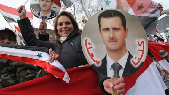 Siria apoya idea de entregar armas