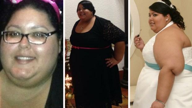 """""""Iba a morir de gorda"""": boricua pierde 250 libras y gana oportunidad de vida"""