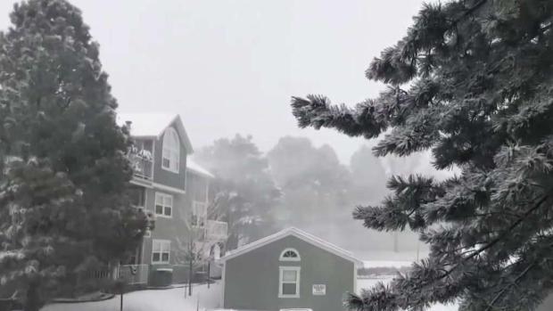 [TLMD - Denver] Así se prepara la comunidad para la tormenta invernal