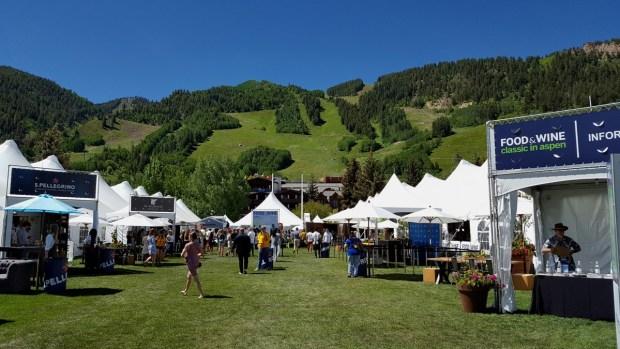 [TLMD - Denver] Lo más destacado del Food & Wine Classic en Aspen