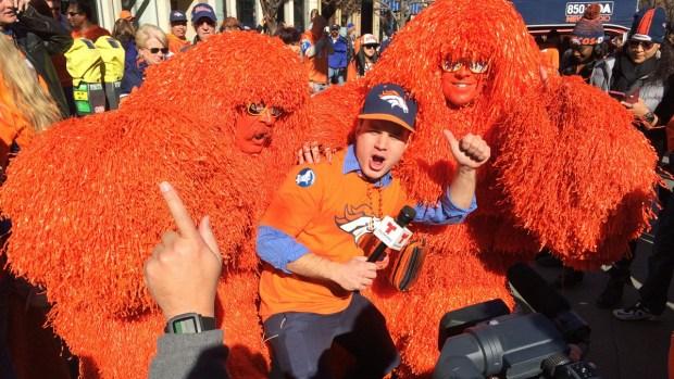 [TLMD - Denver] Encuentro de motivación para los Broncos