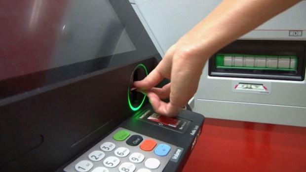 Fraude y robo en cajeros automáticos