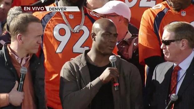 [TLMD - Denver] Jugadores de los Broncos agradecen a sus fans