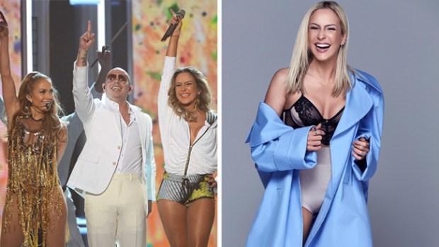 Claudia Leitte: sexy cantante brasileña apoyada por J.Lo, Pitbull y Ricky Martin