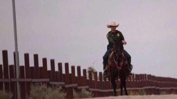 [TLMD - MIA] Construyen nuevo muro para sustituir barda fronteriza