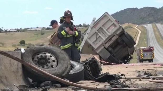 [TLMD - Denver] Continúan accidentes que involucran camiones en las calles de Colorado